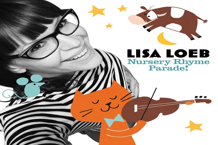 Lisa Loeb Nursery Rhyme Parade! jpg cover RESIZED