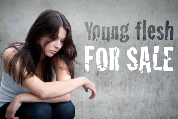 Signs your child may be involved in sex trafficking — and what to do