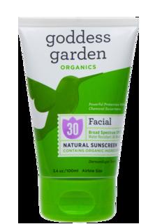 Goddess Garden Organics_Sunny Face
