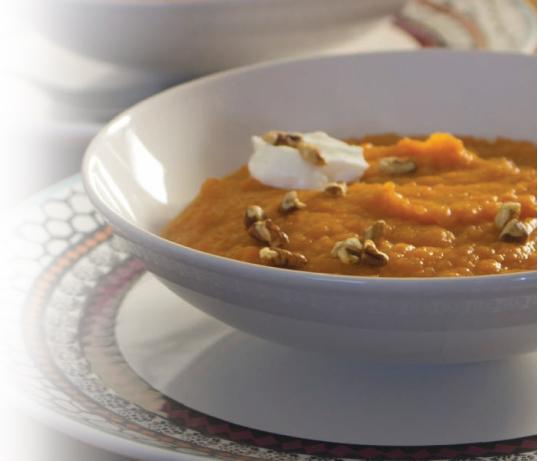 ginger-soup
