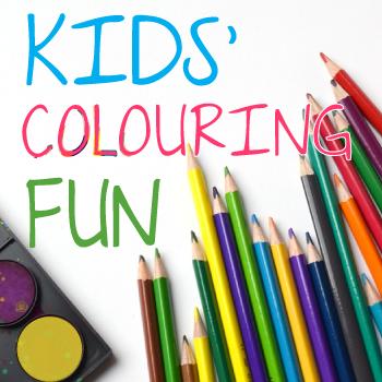 Kids' Colouring Fun!